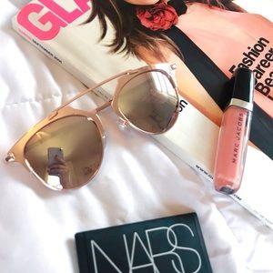 Accessories - Rose Gold Sunglasses!
